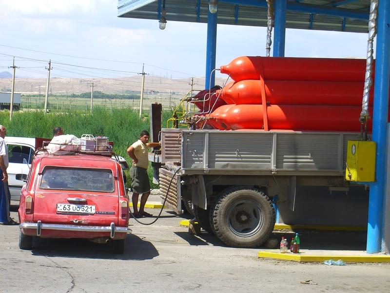 Propane for Cars - Armenia