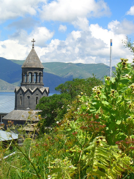 Seminary on the Lake - Sevan, Armenia
