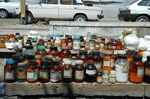 Chemicals for Sale - Yerevan, Armenia
