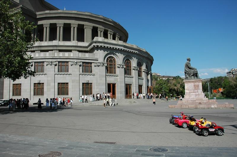 Opera House - Yerevan, Armenia