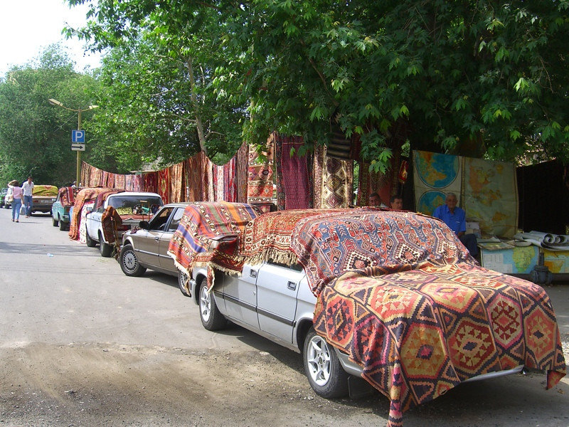 Car Carpet Covers - Yerevan, Armenia