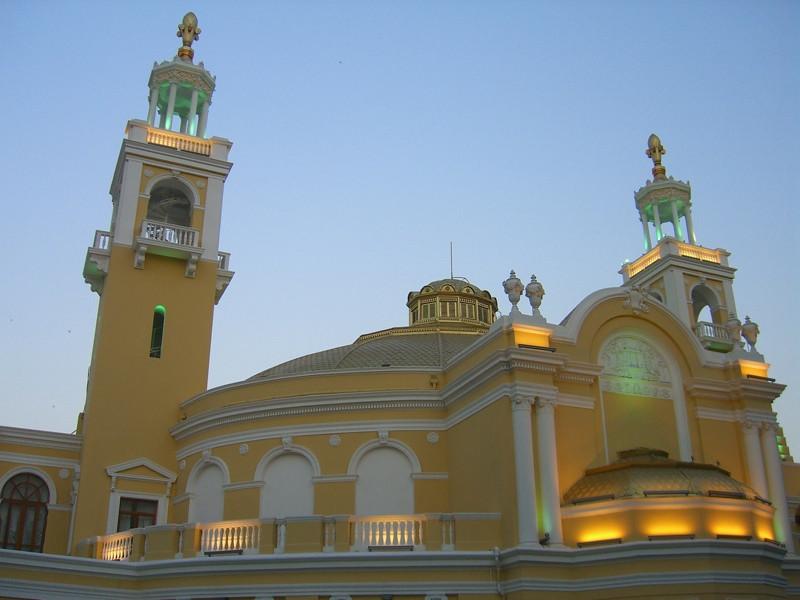 Baku Philharmonia - Baku, Azerbaijan