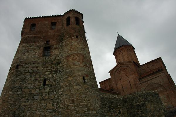 Gremi Citadel - Kakheti, Georgia
