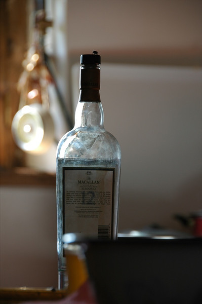 Liquor Bottle - Kakheti, Georgia