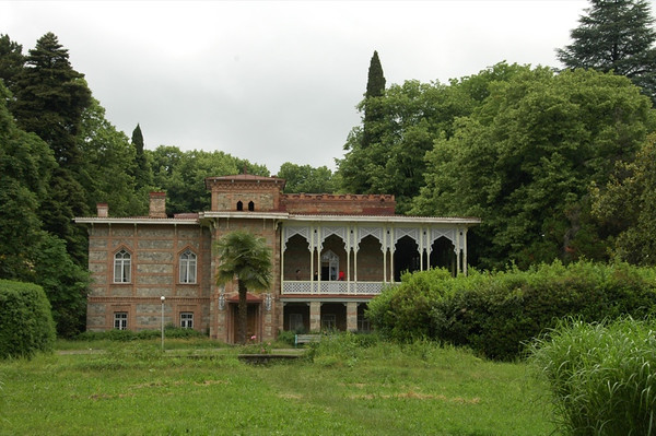 Tsinandali Summer Mansion and Vineyard - Kakheti, Georgia