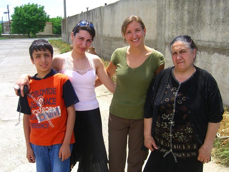 Group of Friends - Kakheti, Georgia