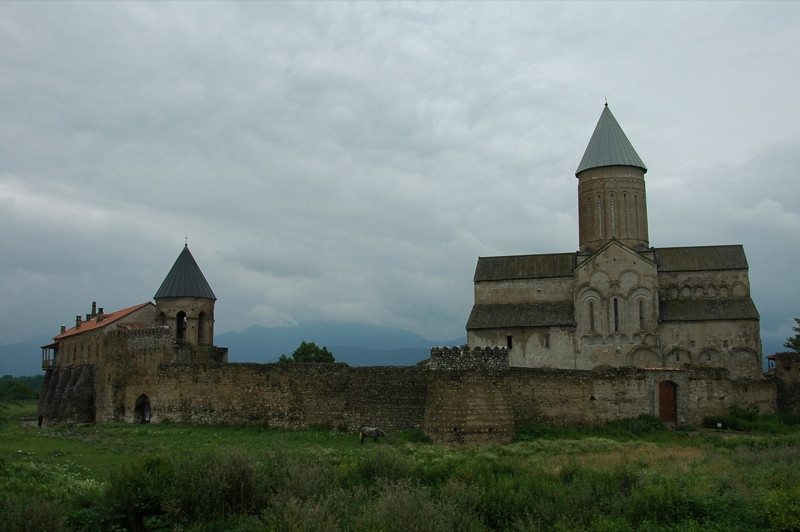 Alaverdi Church - Kakheti, Georgia