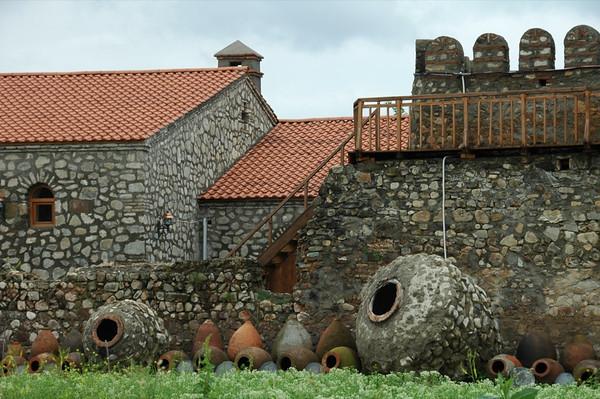 Ancient Alaverdi Wine Jugs - Kakheti, Georgia