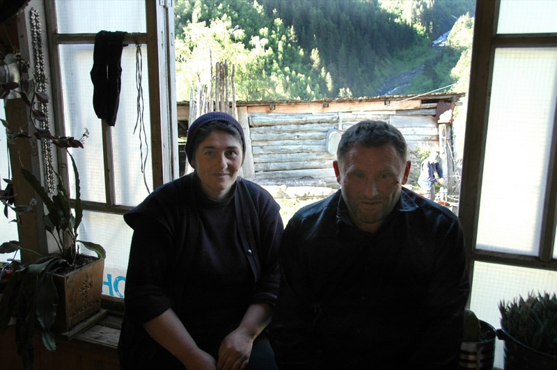 Village Homestay Family - Svaneti, Georgia