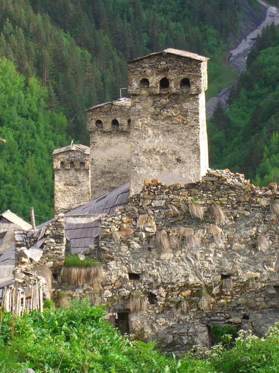 Trademark Towers at Svaneti - Svaneti, Georgia