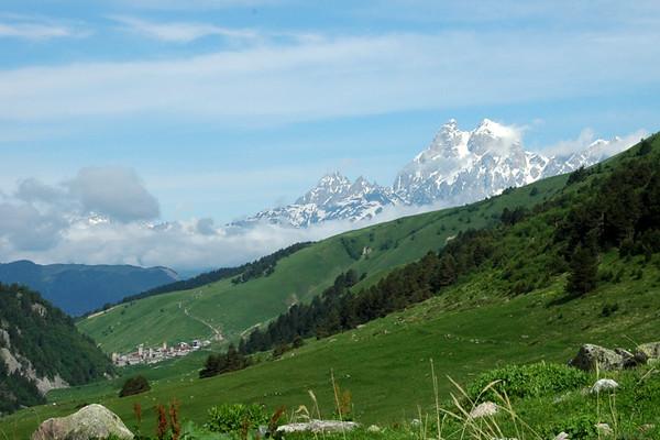 Mountain Trekking - Svaneti, Georgia