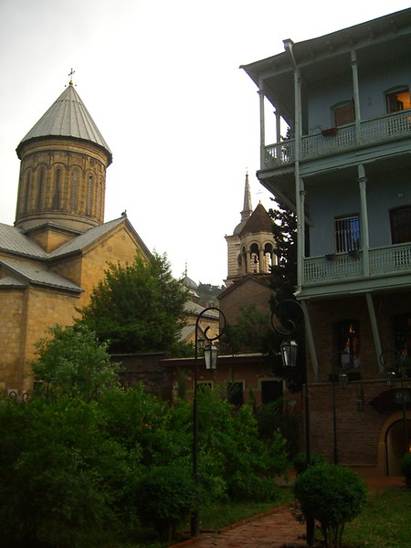 Church Steeple - Tbilisi, Georgia