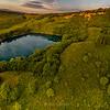 The Big Shankhore Lake