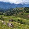 Green Valleys of Caucasus