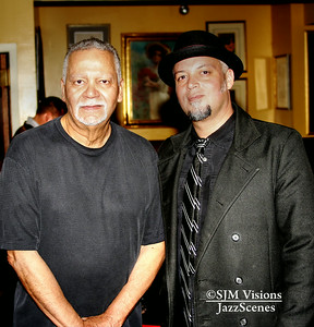 Sample This....jazz pianist Joe Sample and son Nick