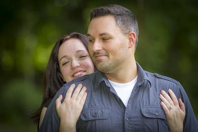 Ken & Tiffany Engagement Session