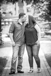 Ken & Tiffany Engagement Session