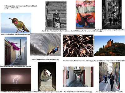1 February Alleys and Laneways Winners Digital