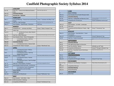 syllabus 2014
