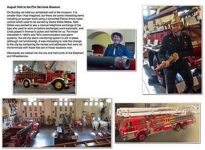 8 fire Museum