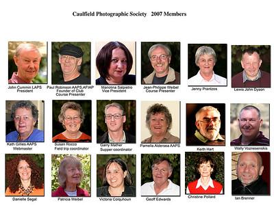 club members 2007
