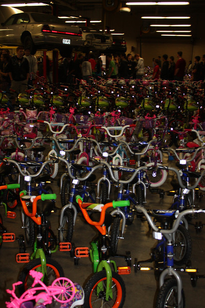 2012 Bikes for Angels