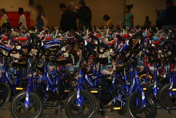 BBCTA Auto Tech 2009 Bikes for Angels