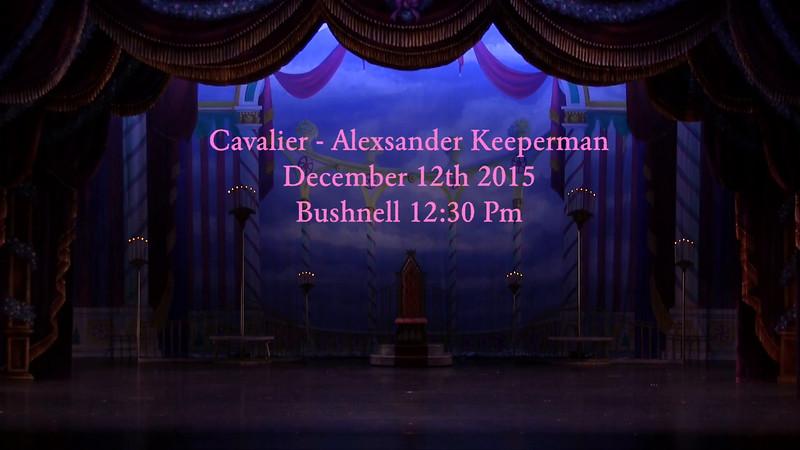 Cavalier - Alexsander Keeperman
