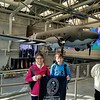 The Kuenns at the WW2 museum in New Orleans