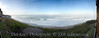 Panorama View of the Foggy Oregon Coast from the Balcony of the Cavalier Condo<br /> November 2008<br /> <br /> Copyright © 2008 Rick Kruer<br /> rickkruer.com<br /> <br /> D200_20081126_0958_DSC_8018--8023-CavBalconyFogPan-3.psd