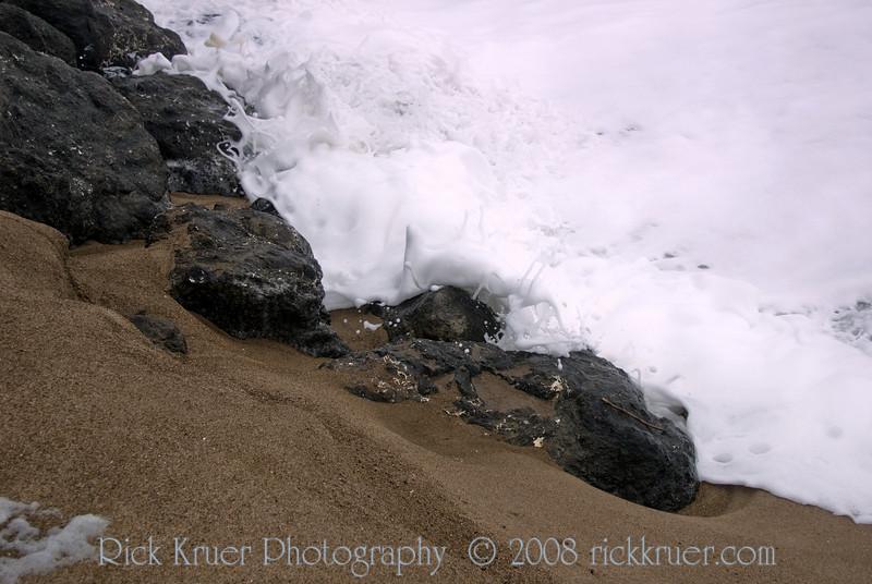 Seafoam Wave Crash on the Oregon Coast<br /> Gleneden Beach, OR<br /> November 2008<br /> <br /> Copyright © 2008 Rick Kruer<br /> rickkruer.com<br /> <br /> D200_20081128_1352_DSC_8300-SeafoamCrashRocks-nice-2.psd