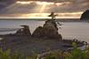 Sunset on Siletz Bay, Oregon<br /> July 2007<br /> <br /> Copyright © 2007 Rick Kruer<br /> rickkruer.com<br /> <br /> D200_2007-07-18DSC_2387-SiletzBaySunset-2.psd