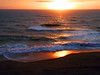 Sunset on the Oregon Coast<br /> Copyright © 2000 Rick Kruer<br /> rickkruer.com<br /> <br /> P5240134-OregonOcean_Cavalier_sunset-103.psd