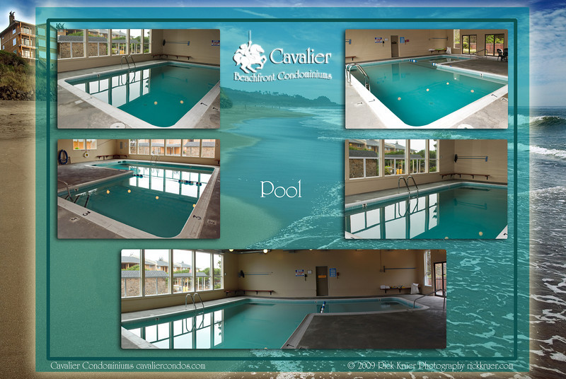 "Montage of ""Pool - Cavalier Beachfront Condominiums, Gleneden Beach, Oregon"" photos: background is 8047-5227, from upper left to right: 2549, 2553, 2576, 2551(2565--2568), 0983--0984.<br /> <br /> March, July 2009<br /> <br /> Copyright © 2009 Rick Kruer rickkruer.com (rick@kruer.name)<br /> <br /> MONTAGE-CavalierCondo-Pool-D200_July2009-DSC_8047-5227_2549_2553_2576_2551(2565--2568)_0983--0984-4.psd"