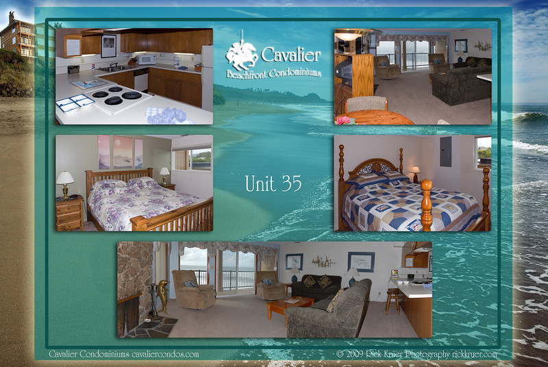 "Montage of ""Unit 35 - Cavalier Beachfront Condominiums, Gleneden Beach, Oregon"" photos: background is 8047-5227, from upper left to right: 1247, 1241, 9514(9502--9505), 9516, 9476--9481.<br /> <br /> March, July 2009<br /> <br /> Copyright © 2009 Rick Kruer rickkruer.com (rick@kruer.name)<br />    <br /> MONTAGE-CavalierCondo-Unit35-D200_July2009-DSC_8047-5227_1247_1241_9514(9502--9505)_9516_9476--9481-4.psd"