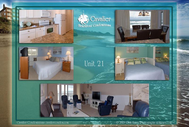 "Montage of ""Unit 21 - Cavalier Beachfront Condominiums, Gleneden Beach, Oregon"" photos: background is 8047-5227, from upper left to right: 9721, 9723, 9665--9671, 9684, 9648--9653.<br /> <br /> March, July 2009<br /> <br /> Copyright © 2009 Rick Kruer rickkruer.com (rick@kruer.name)<br />    <br /> MONTAGE-CavalierCondo-Unit21-D200_July2009-DSC_8047-5227_9721_9723_9665--9671_9684_9648--9653-4.psd"