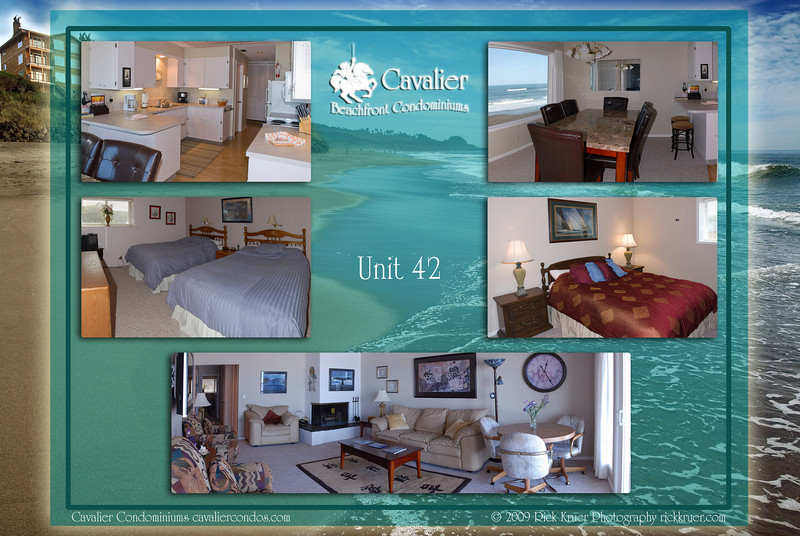 "Montage of ""Unit 42 - Cavalier Beachfront Condominiums, Gleneden Beach, Oregon"" photos: background is 8047-5227, from upper left to right: 0292, 0224--0227, 0259--0261, 0279, 0230--0234.<br /> <br /> March, July 2009<br /> <br /> Copyright © 2009 Rick Kruer rickkruer.com (rick@kruer.name)<br />  <br /> MONTAGE-CavalierCondo-Unit42-D200_July2009-DSC_8047-5227_0292_0224--0227_0259--0261_0279_0230--0234-4.psd"
