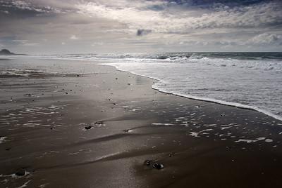 Ocean Beach Patterns Cavalier Condo March 2009  Copyright © 2009 Rick Kruer rickkruer.com  D200_20090321_1551_DSC_1655-CavalierOceanBeachViewWetSand-nice-2.psd