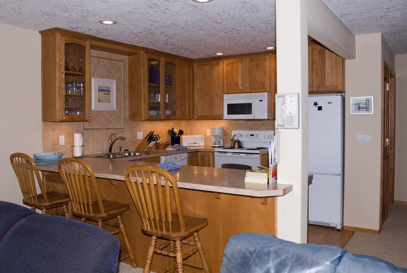 Cavalier Beachfront Condominiums<br /> Unit 45<br /> March 2009<br /> <br /> Copyright © 2009 Rick Kruer<br /> rickkruer.com<br /> cavaliercondos.com<br /> <br /> D200_20090316_1644_DSC_9593-Unit45-Kitchen-2.psd