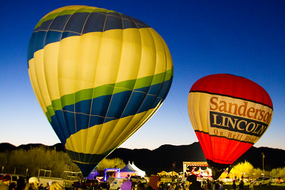 Cave Creek Balloon Festival 12 Jan 2013 - 19