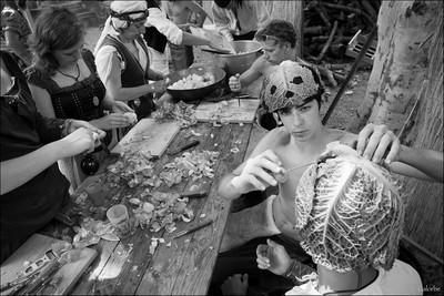 """Foire médiévale de Souvigny 2012 - Les """"à coté"""""""