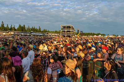 Cavendish Beach Music Festival 2014, Pei