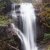 Anna Ruby Falls (Right Branch), Unicoi State Park, GA