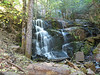 Waterfall - Cascade Creek - along the path to Crystal Cave