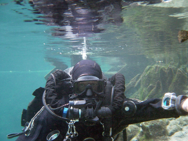 Florida I cave diving - Nov 05