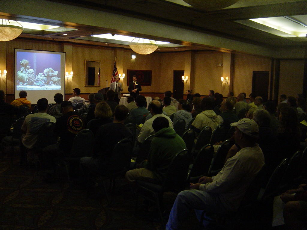 National Association of Cave Diving annual seminar
