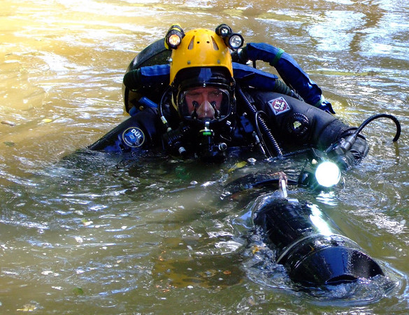Caving and Cave diving