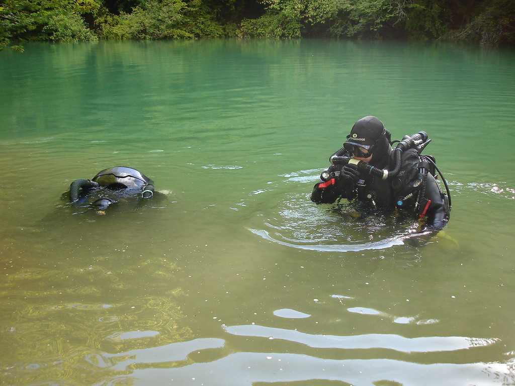 We all have different ways to relax before a dive.... can someone wake Phil up?