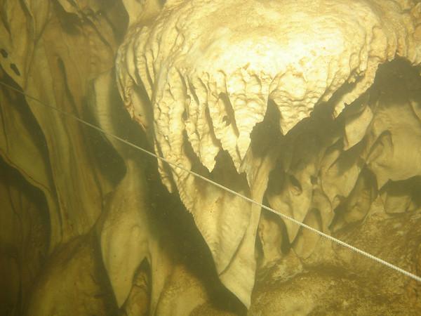 New cave discovery , Kao Sok, Thailand  - Dec 05