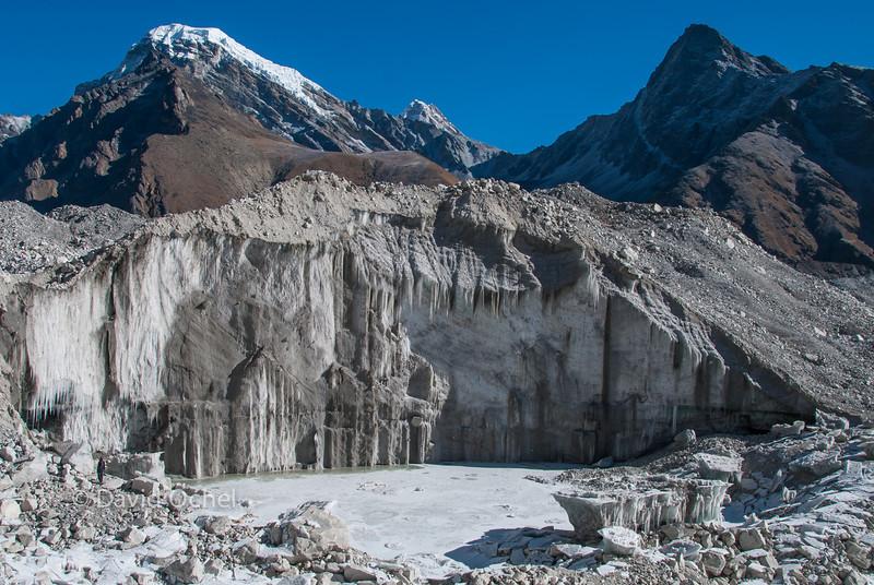 Another supraglacial lake.